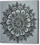Mandal2 Acrylic Print