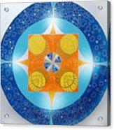 Mandala 15 Acrylic Print