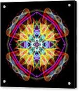 Mandala 3309a Acrylic Print