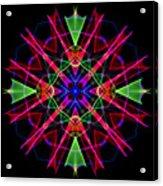 Mandala 3351 Acrylic Print