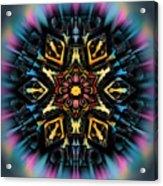 Mandala 67 Acrylic Print
