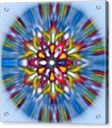 Mandala 70 Acrylic Print