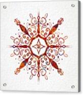 Mandala Art 2 Acrylic Print