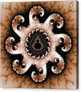 Mandala Dz3 Acrylic Print