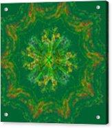 Mandala Journey Acrylic Print