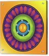 Mandala N0.1 Acrylic Print
