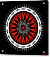 Mandala No. 98 Acrylic Print
