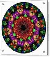 Mandala - Talisman 1102 - Order Your Talisman. Acrylic Print