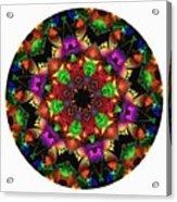 Mandala - Talisman 1105 - Order Your Talisman. Acrylic Print