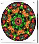 Mandala - Talisman 1106 - Order Your Talisman. Acrylic Print