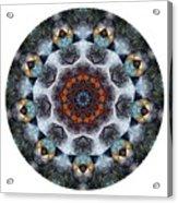 Mandala - Talisman 1111 - Order Your Talisman. Acrylic Print