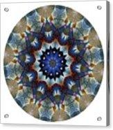 Mandala - Talisman 1120 - Order Your Talisman. Acrylic Print