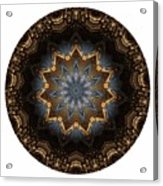 Mandala - Talisman 1415 Acrylic Print