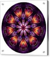 Mandala - Talisman 1432 Acrylic Print