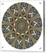 Mandala - Talisman 1434 Acrylic Print