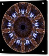 Mandala - Talisman 1437 Acrylic Print