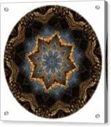 Mandala - Talisman 1444 Acrylic Print