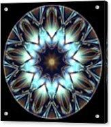 Mandala - Talisman 1447 Acrylic Print