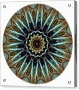 Mandala - Talisman 1457 Acrylic Print