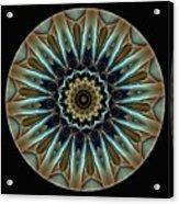 Mandala - Talisman 1458 Acrylic Print
