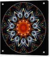 Mandala - Talisman 1538 Acrylic Print