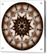 Mandala - Talisman 3701 Acrylic Print