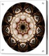 Mandala - Talisman 3707 Acrylic Print