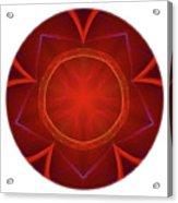 Mandala - Talisman 4006 Acrylic Print