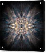 Mandala171115-3259 Acrylic Print