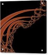 Mandel 3 Acrylic Print