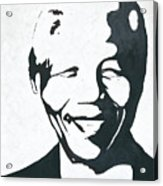 Mandela Acrylic Print