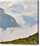 Nandi Devi Mountain - Himalayas Acrylic Print