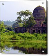 Mandu Acrylic Print