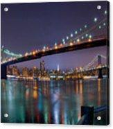 Manhattan 031 Acrylic Print