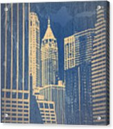 Manhattan 1 Acrylic Print