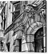 Manhattan East Side Buildings 01 Acrylic Print