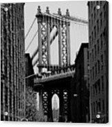 Manhattan Empire Acrylic Print