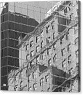 Manhattan Facades IIi Acrylic Print