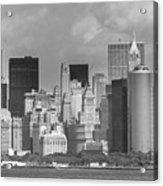 Manhattan New York Acrylic Print