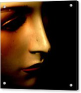 Mannequin Acrylic Print