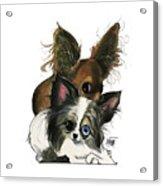 Manning 3260 Acrylic Print