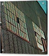 Manufacturing 6 Acrylic Print