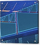 Manufacturing Abstract Acrylic Print