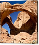 Many Arches Acrylic Print