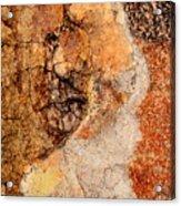 Many Faces Acrylic Print