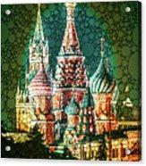 Mar-a-moscow Acrylic Print