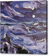Mar Bravo Acrylic Print
