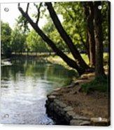 Maramec Springs 5 Acrylic Print