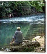 Maramec Springs 6 Acrylic Print