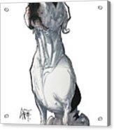 Maranos 3348 Acrylic Print